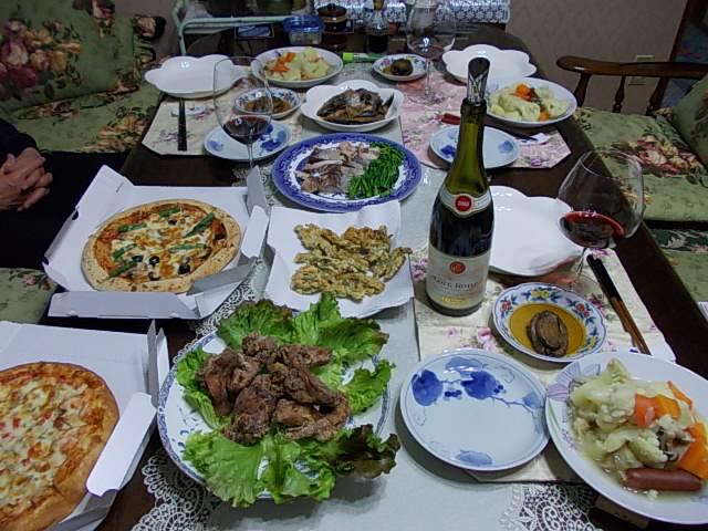 Dinner 20140324