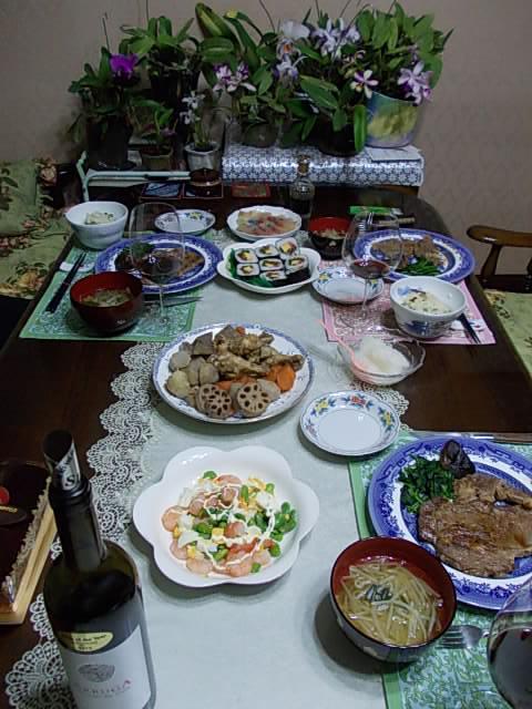Dinner 20140512