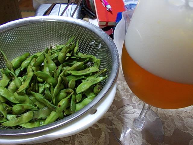 Edamame soybean 20140802
