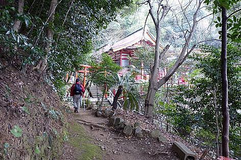 帆柱稲荷神社♪