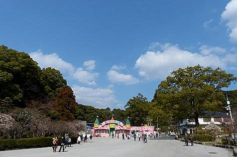 懐かしい遊園地♪