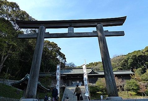 高見神社♪