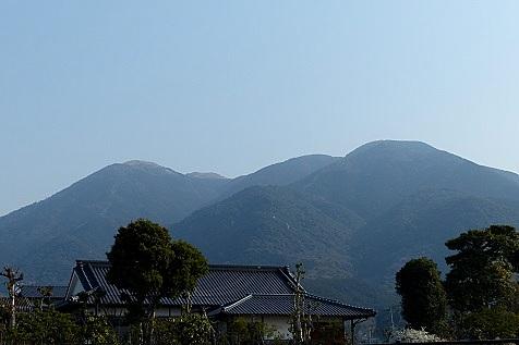 福智山へ♪
