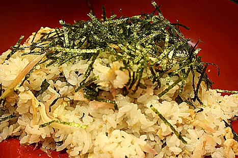 薬味のお寿司♪