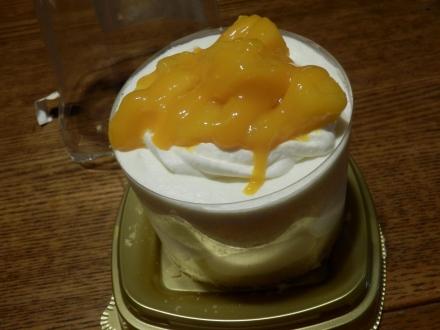 マンゴーのショートケーキ (3)