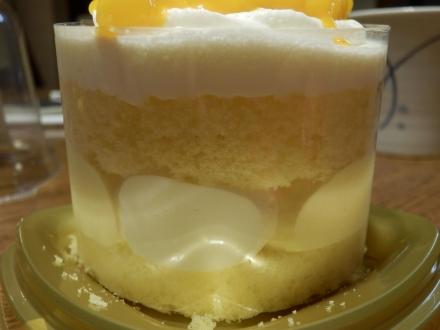 マンゴーのショートケーキ (6)