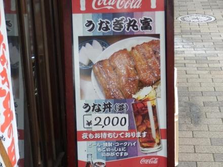 うなぎ 丸富 (10)