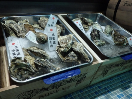 Fresh Oyster Table (9)
