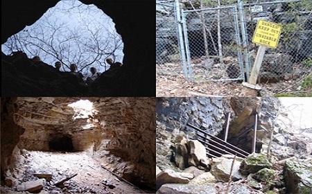 オザークの大洞窟