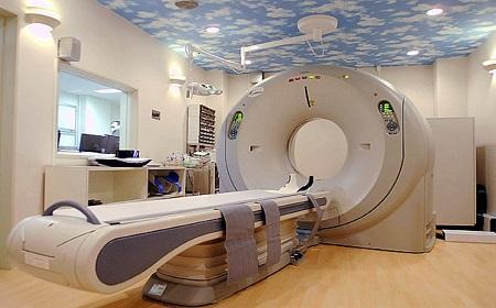 CT検査は高いね~