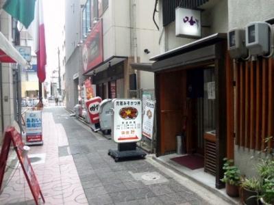 140515元祖味噌カツ丼の店叶外観