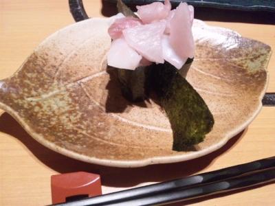 140523おやじすし一喜布施店まかない寿司