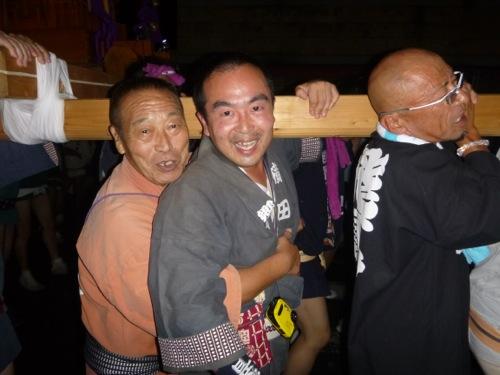 澁澤の親父さん