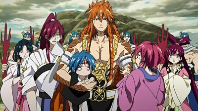 マギ -The kingdom of magic- 第25話