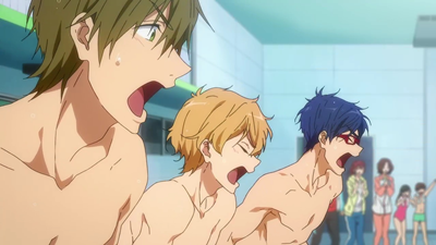 Free! -Eternal Summer- 第2話