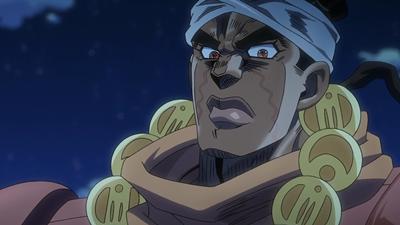 ジョジョの奇妙な冒険 スターダストクルセイダース 第22話