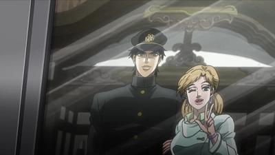 ジョジョの奇妙な冒険 スターダストクルセイダース 第23話