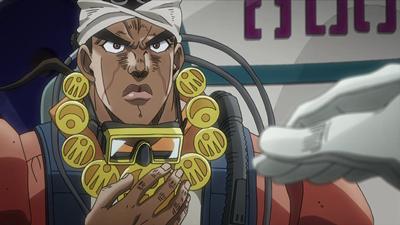ジョジョの奇妙な冒険 スターダストクルセイダース 第24話