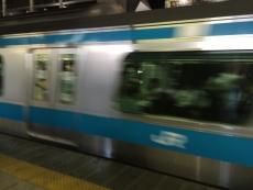 京浜東北各停あるらしい。(乗れなかったけど)
