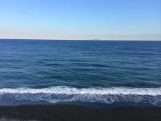 今日は伊豆大島がはっきり見える。 #海 #海photo