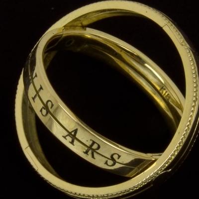 天球儀のリング=cosmos= ミルグレイン