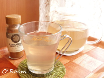 りんご茶1