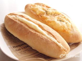 フランスパン4