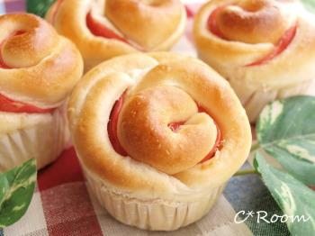 ハムローズパン2