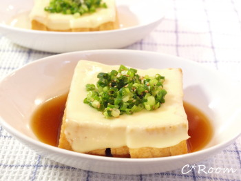 ダシ×オイル(厚揚げチーズ)2