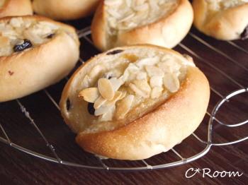 アーモンドシュガーパン6