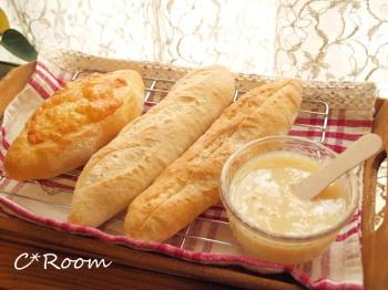 フランスパン5