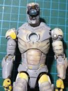 カプセルQアイアンマン(電飾発光部分)