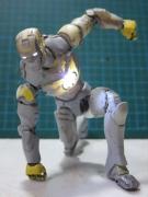 カプセルQアイアンマン(床バンポーズ)