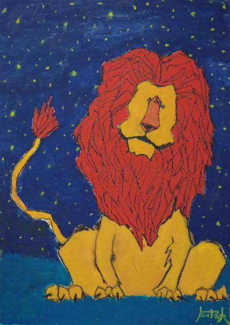 s-s-星空とライオン-複製