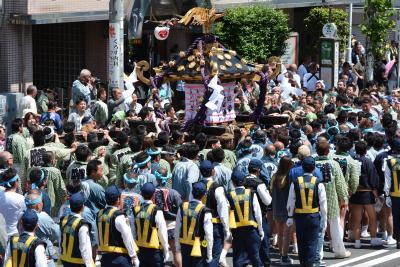 三社祭 2014 山谷周辺 ②
