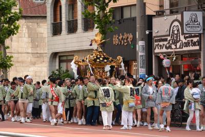 三社祭 2014 山谷周辺 ③