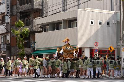 三社祭 2014 山谷周辺 ⑥