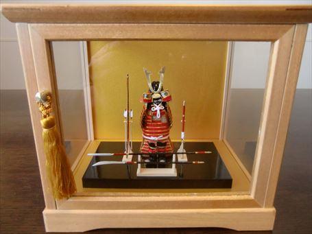 江戸趣味小玩具の鎧兜