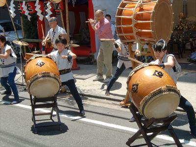 三社祭 2014 浅草寺周辺 ①