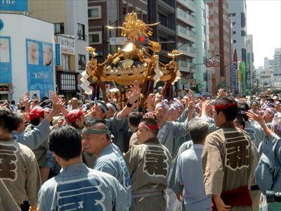 三社祭 2014 浅草寺周辺 ④