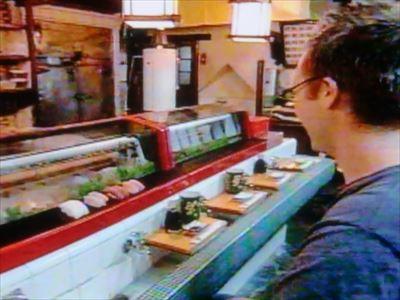 満す美寿司の秘密 はい、昔式に早変わり