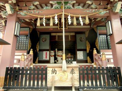 婚活で売出中の今戸神社