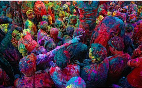 世界のホーリー祭