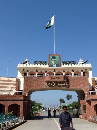 はじめまして、パキスタン