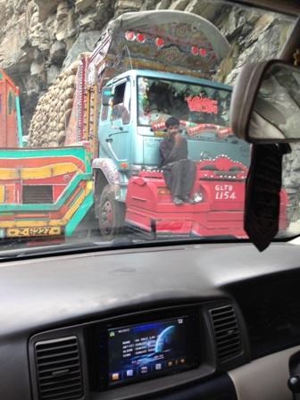 パキスタントラック