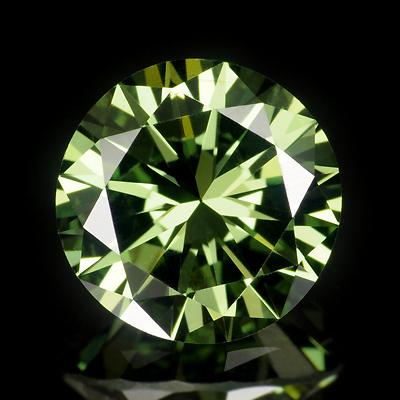 ファンシーディープグリーンダイヤモンド!