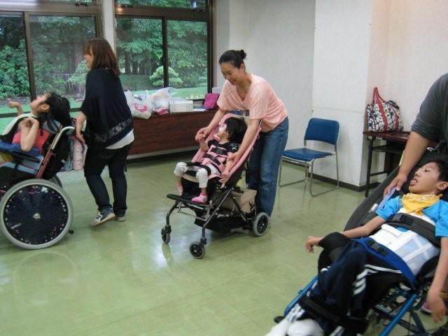 hsd6月28日車椅子ダンス