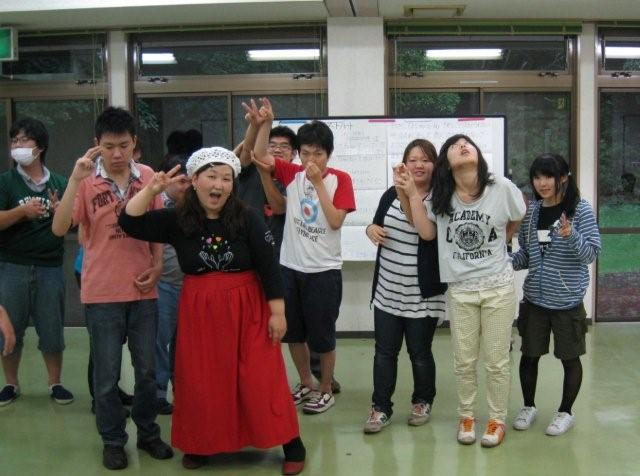 hsd7月4日ワイルドポーズ手話ダンス