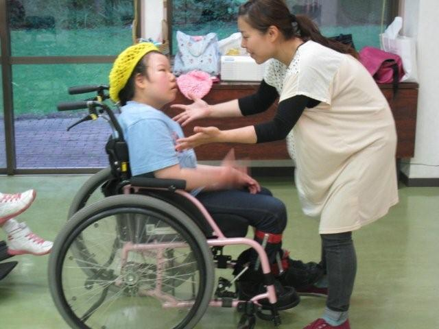 hsd7月11日はるちゃん車椅子