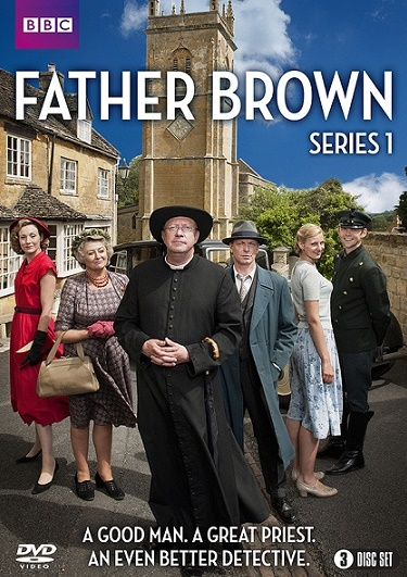Father Brown BBC 2013 DVD S1